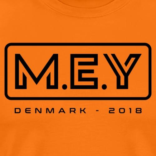 MEY Brand - Herre premium T-shirt