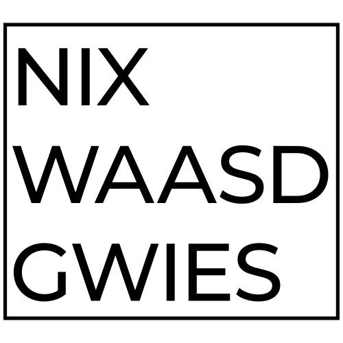 Nix waasd gwies montserrat - Männer Premium T-Shirt