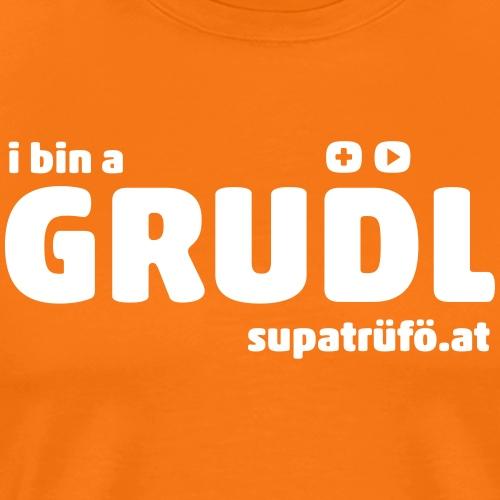 supatrüfö grudl - Männer Premium T-Shirt
