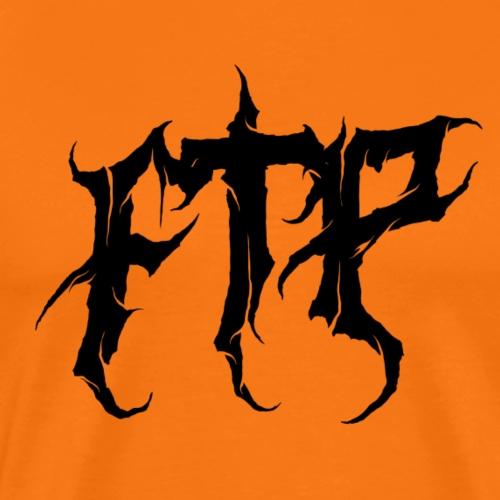 FTP CLAN LOGO - Männer Premium T-Shirt
