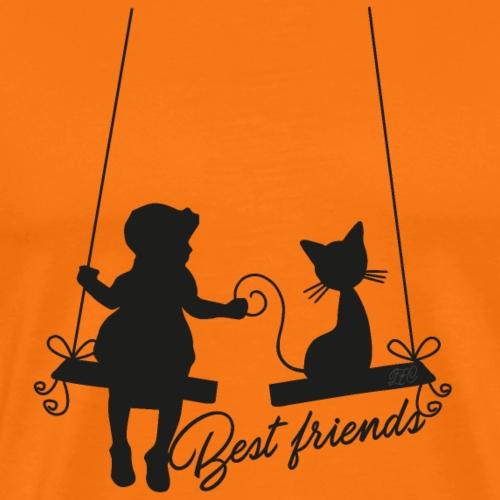BEST FRIENDS - T-shirt Premium Homme