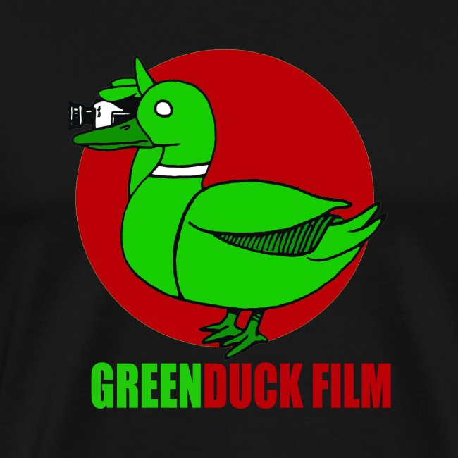 Greenduck Film Red Sun Logo