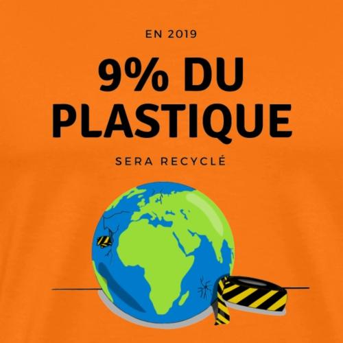 La planète du plastique