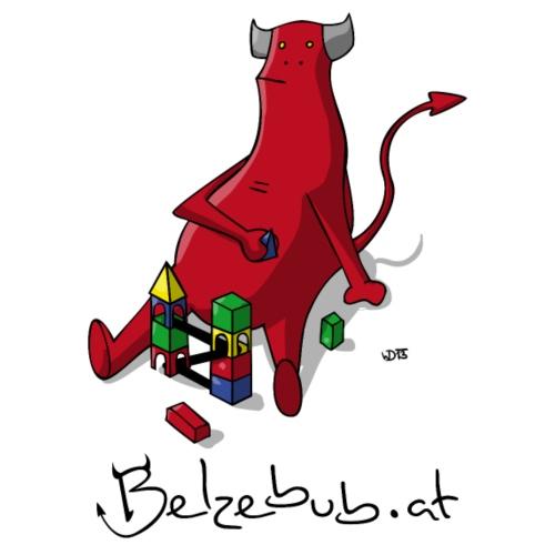 Belzebub 07 - Escher - Männer Premium T-Shirt