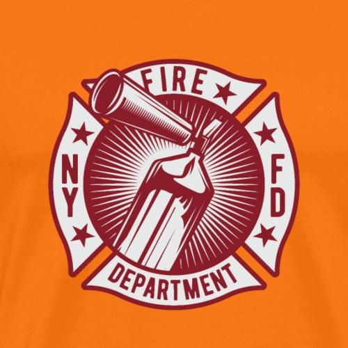 Feuerwache - Männer Premium T-Shirt
