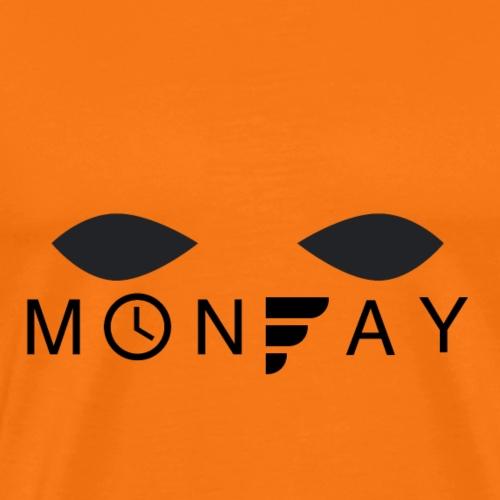 Monday Montag - Männer Premium T-Shirt