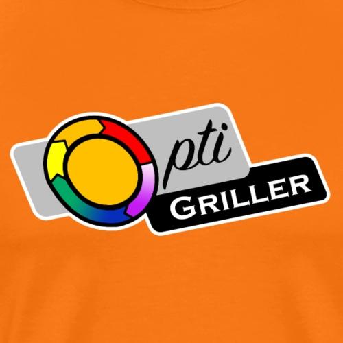 OptiGriller Merchandise Shop - Männer Premium T-Shirt