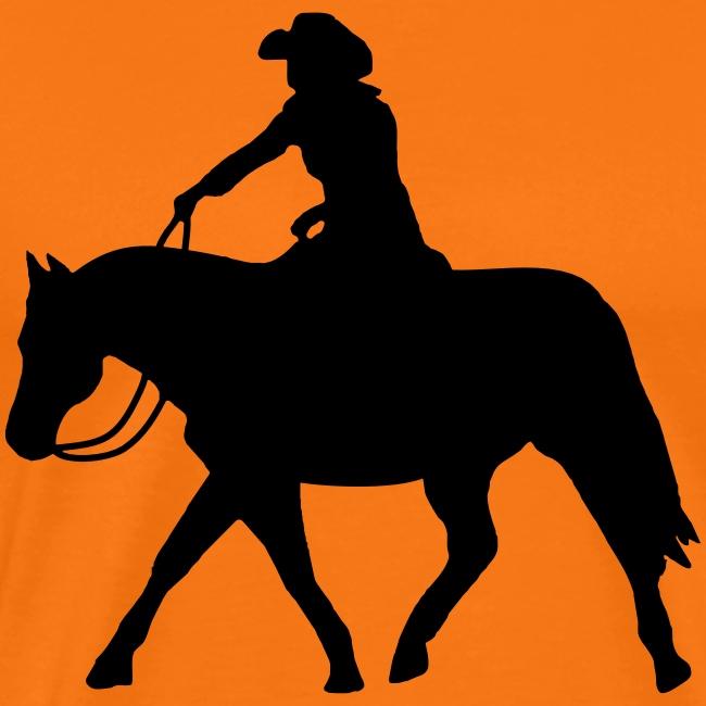 Ranch Riding extendet Trot