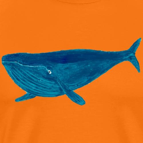 baleine 4 - T-shirt Premium Homme