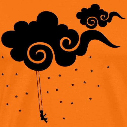 Dreaming in the clouds - Men's Premium T-Shirt