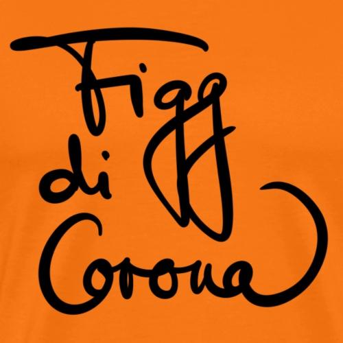 Figg di Corona - Männer Premium T-Shirt