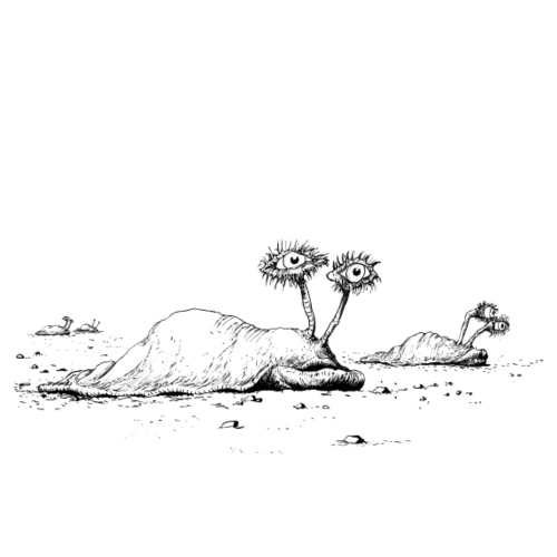 slug - T-shirt Premium Homme