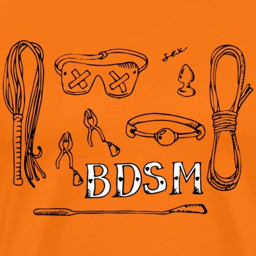 bdsm - Camiseta premium hombre
