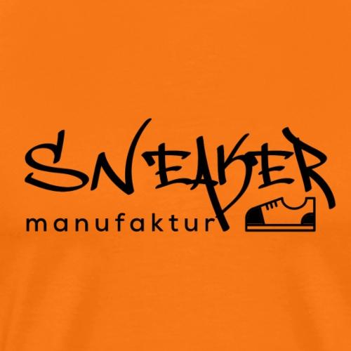 Sneakermanufaktur Linz - handgemachte Sneaker - Männer Premium T-Shirt