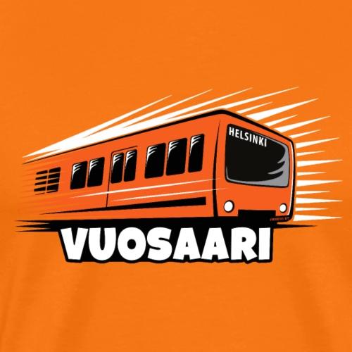 METRO VUOSAARI Helsinki, tekstiilit, lahjatuotteet - Miesten premium t-paita