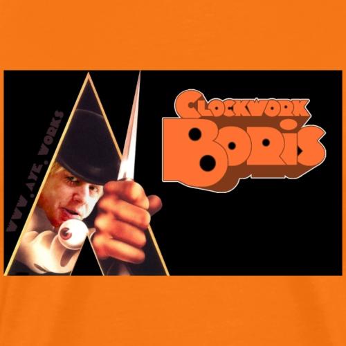 Clockwork Boris