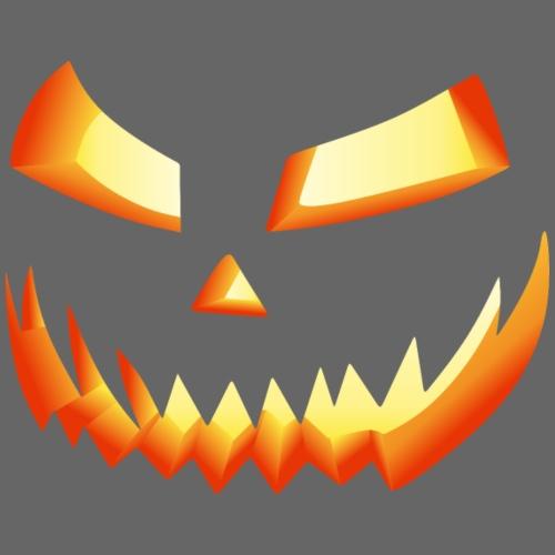 Calabaza de halloween - Camiseta premium hombre