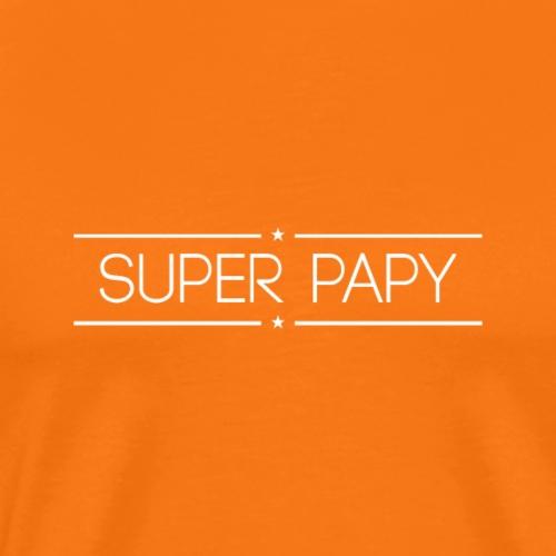 Logo Super Papy Blanc