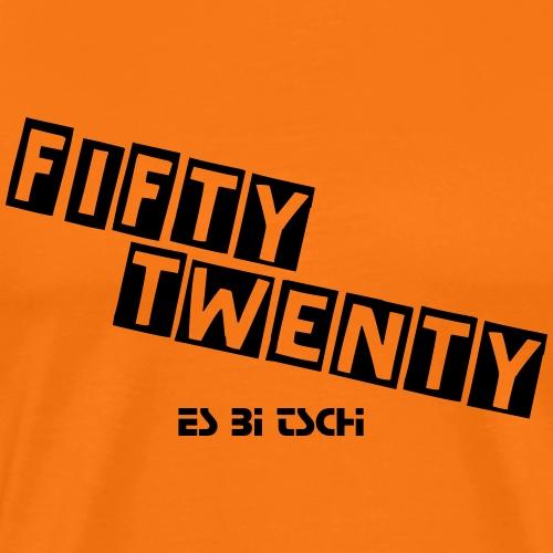 Fiftytwenty SBG - Männer Premium T-Shirt