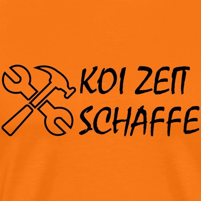 KoiZeit - Schaffe