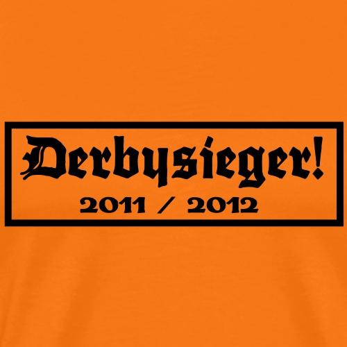 Derbysieger 2012 - Männer Premium T-Shirt