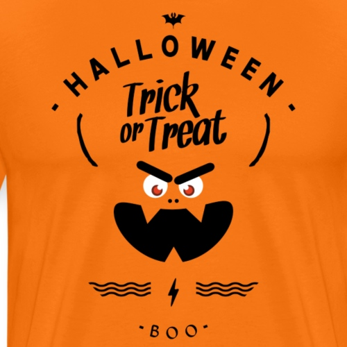 trick or treat - T-shirt Premium Homme