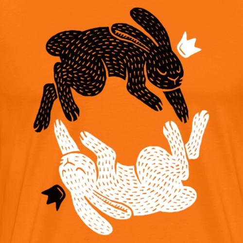 Hasenprinzen - Männer Premium T-Shirt