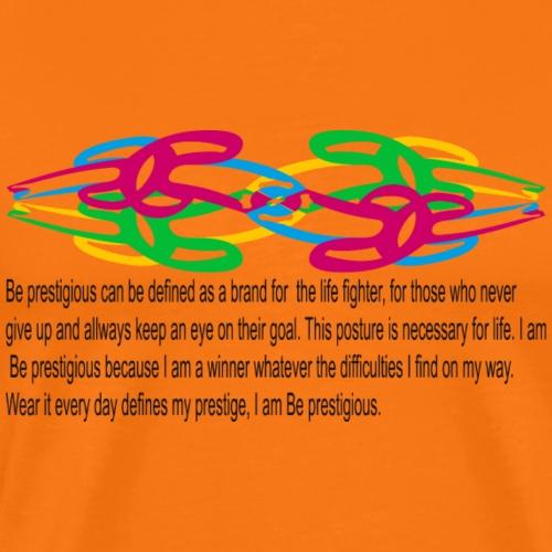 esprit seul et tembe A - T-shirt Premium Homme