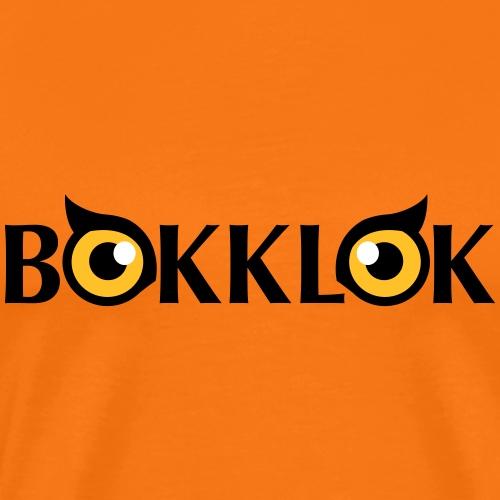 BOKKLOK - Premium-T-shirt herr