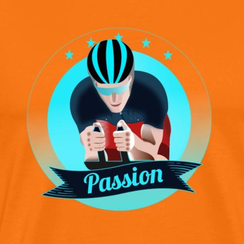 Fahrrad T-Shirt Rennrad Passion