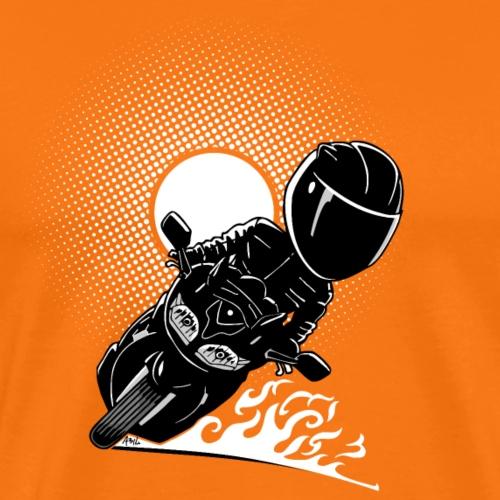 0791 FJR sun - Mannen Premium T-shirt