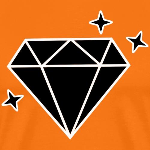 Diamant 2 - Männer Premium T-Shirt