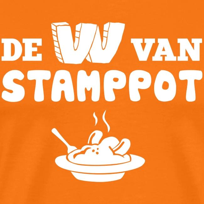 De W van Stamppot