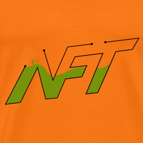 NiftGreen - Men's Premium T-Shirt