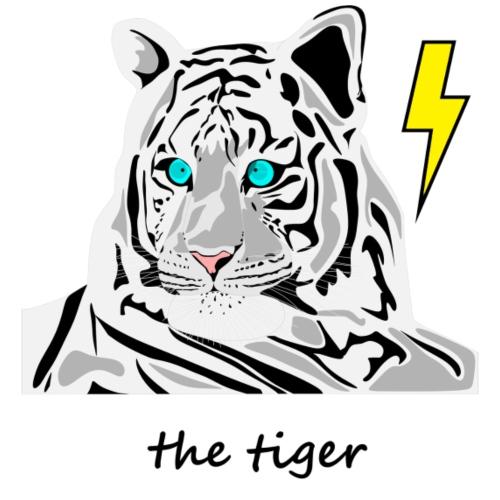 le tigre blanc - T-shirt Premium Homme