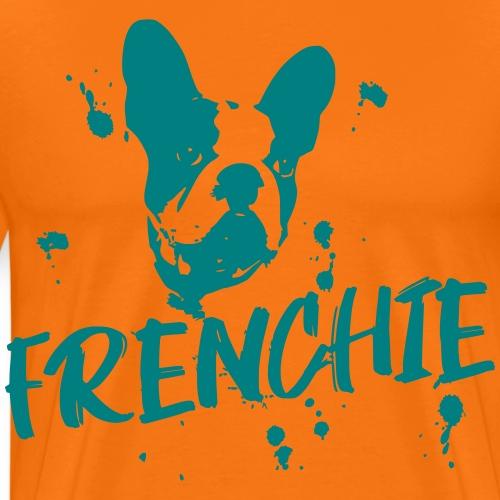 Französische Bulldogge / Frenchie / French Bulldog - Männer Premium T-Shirt