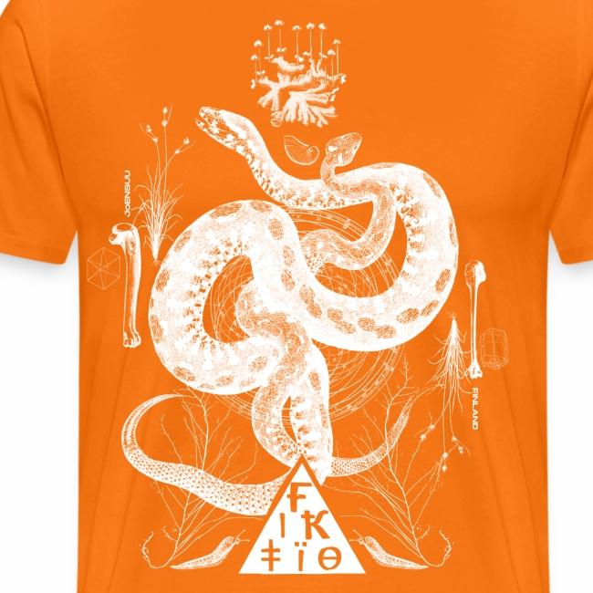 Fiktio käärmeprintti