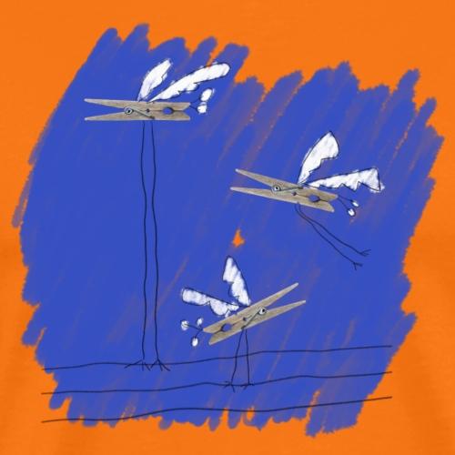 oiseaux 2 - T-shirt Premium Homme