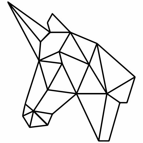 Unicorn - T-shirt Premium Homme
