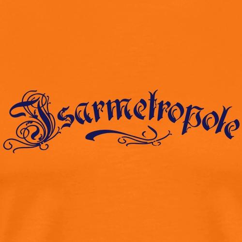 Isarmetropole - Männer Premium T-Shirt