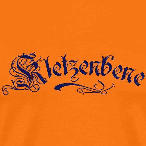 Kletzenbene - Männer Premium T-Shirt