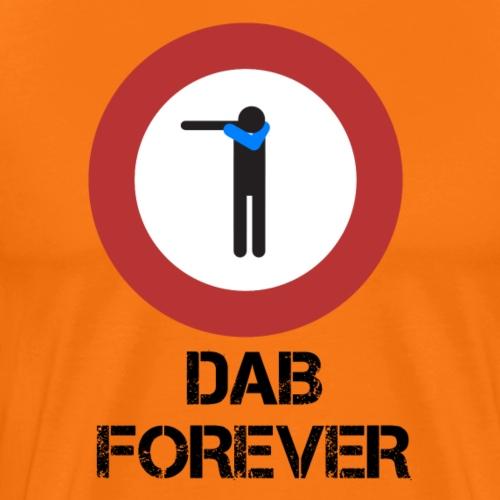 DAB ALT/ Vietato dabbare - Maglietta Premium da uomo