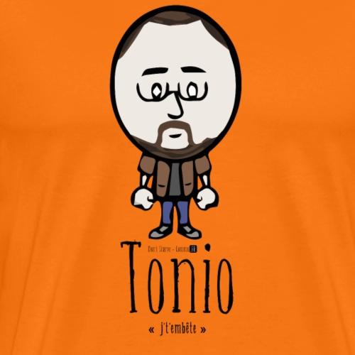 Tonio - T-shirt Premium Homme