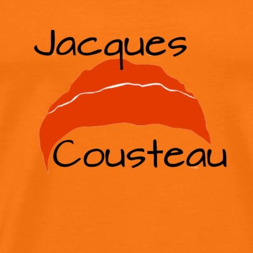Jacques Cousteau - Mannen Premium T-shirt