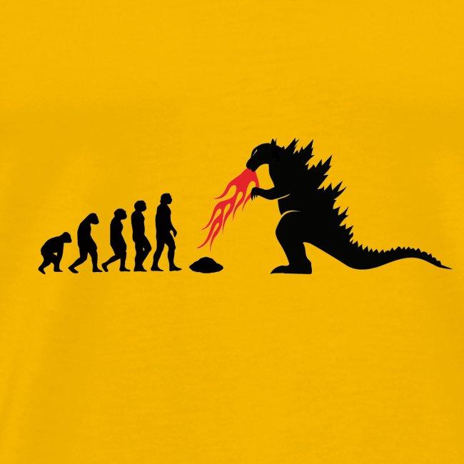 Godzilla mettra t il fin a l'humanité?