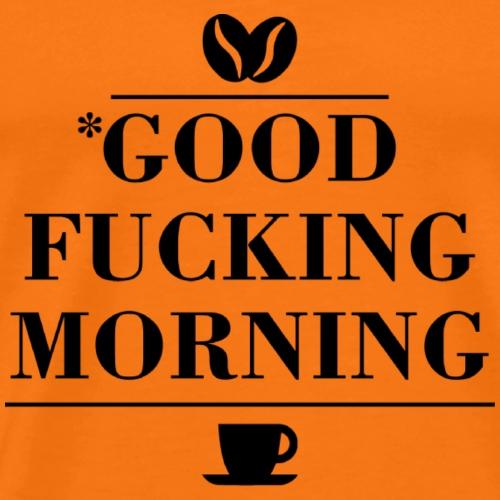 Good morning - breakfast - Männer Premium T-Shirt