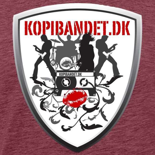 KopiBandet.DK Våbenskjold