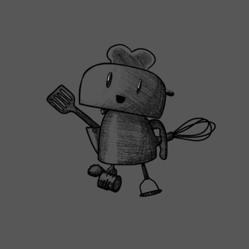 Kitchen Bot - Men's Premium T-Shirt