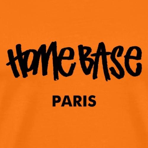 Home City Paris - Männer Premium T-Shirt