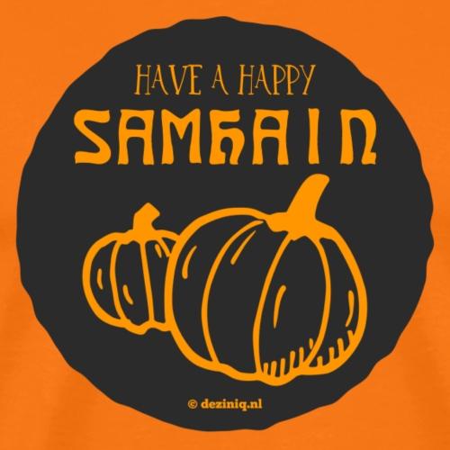 Halloween - Mannen Premium T-shirt